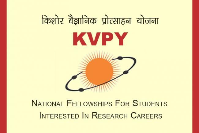 Kishore Vaigyanik Protsahan Yojana (KVPY) 2018 Important Dates