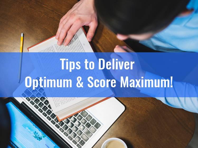 JEE Advanced 2018: Tips to Deliver Optimum & Score Maximum!
