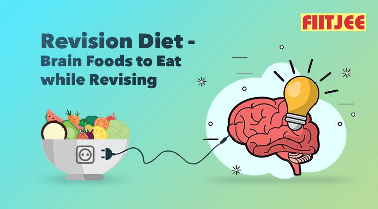 Revision Diet - Brain Foods to Eat While Revising