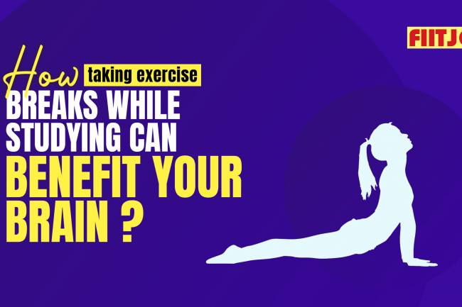 How taking exercise breaks while studying can benefit your brain ?